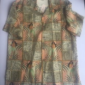 Other - Tommy Bahama Men's Silk Shirt